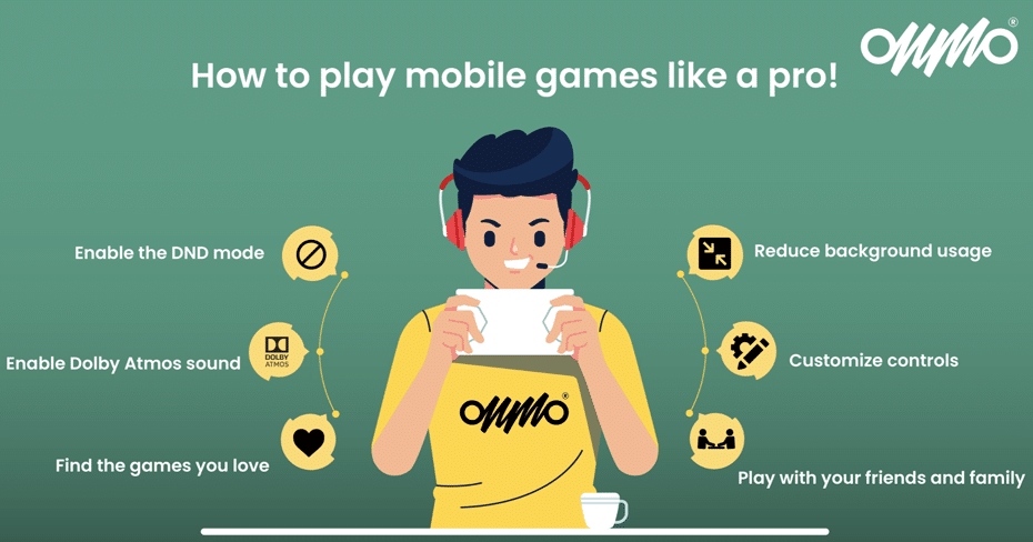 6 Tips to play mobile games like a pro