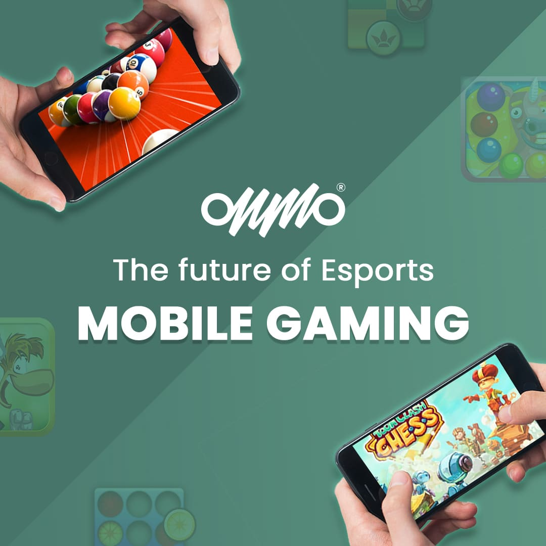 Mobile gaming is leading the way to become the future of Esports