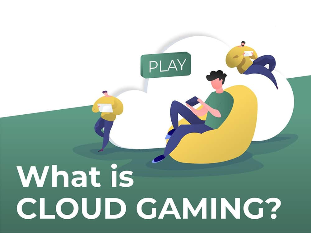 What is cloud gaming?